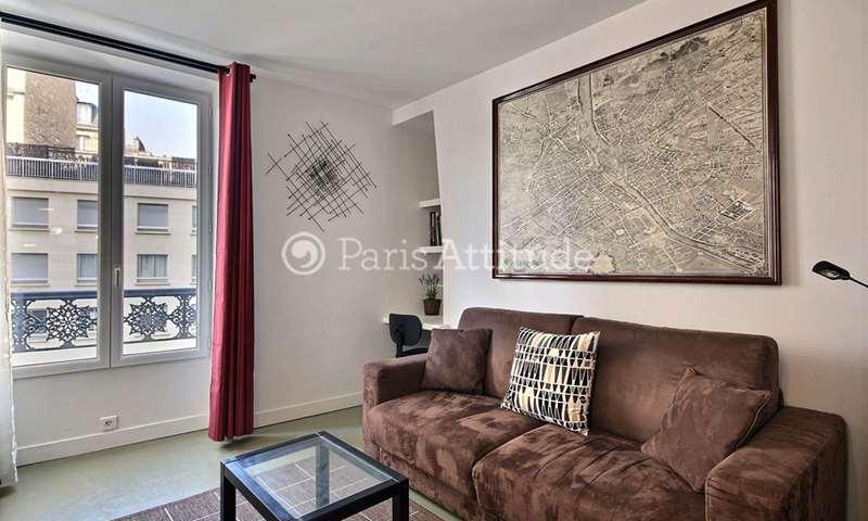 Rent Apartment 1 Bedroom 50m² avenue Charles de Gaulle, 92200 Neuilly sur Seine