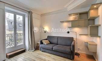 Aluguel Apartamento Quitinete 20m² rue Lentonnet, 9 Paris