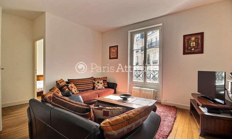 Rent Apartment 2 Bedrooms 78m² rue Poussin, 75016 Paris