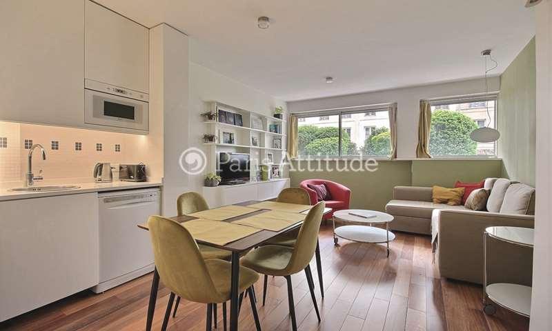 Location Appartement 1 Chambre 42m² rue Amelot, 75011 Paris