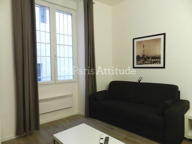 Rent Apartment Studio 20m² rue Poissonniere, 75002 Paris