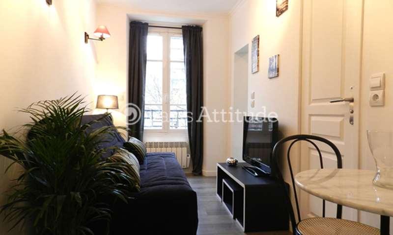 Location Appartement Studio 16m² boulevard Auguste Blanqui, 75013 Paris