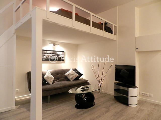 Louer Un Appartement Paris 75017 30m Batignolles Ref 9027
