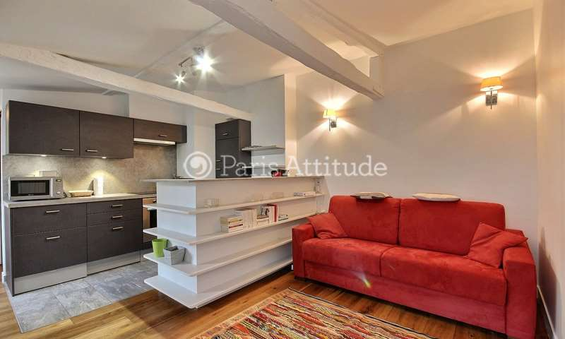 Rent Apartment 1 Bedroom 35m² rue de Charenton, 12 Paris