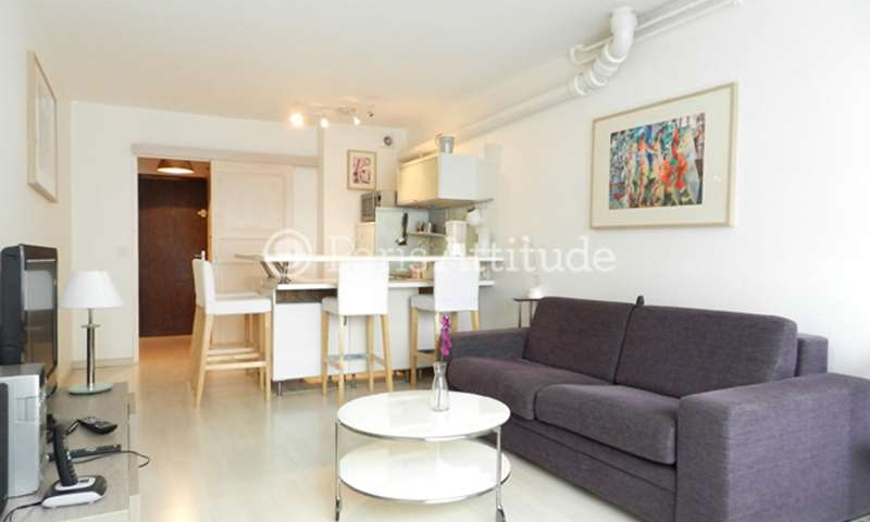 Location Appartement Studio 30m² rue Antoine Bourdelle, 75015 Paris