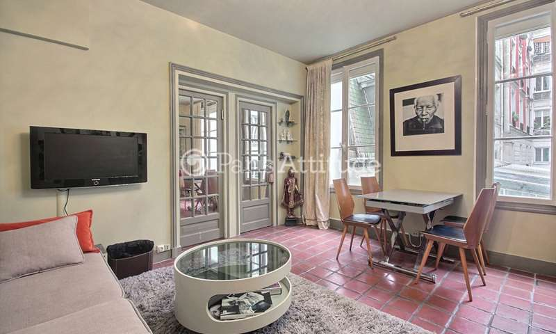 Rent Apartment 2 Bedroom 59m² rue d Amsterdam, 75009 Paris