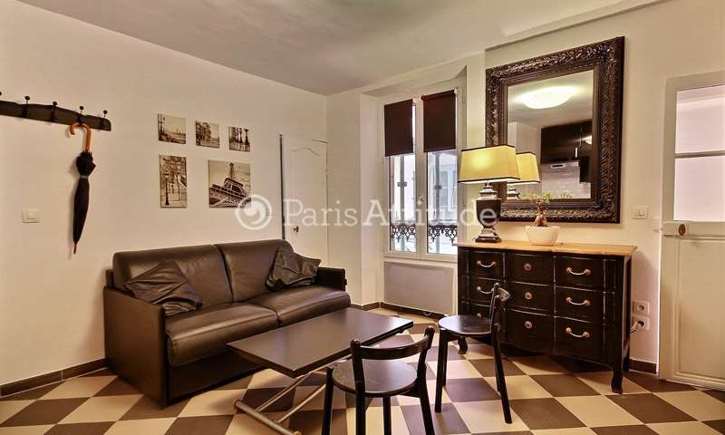 Rent Apartment 1 Bedroom 25m² rue Malar, 75007 Paris