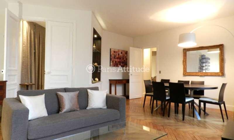 Location Appartement 1 Chambre 80m² Place Alphonse-Laveran, 5 Paris