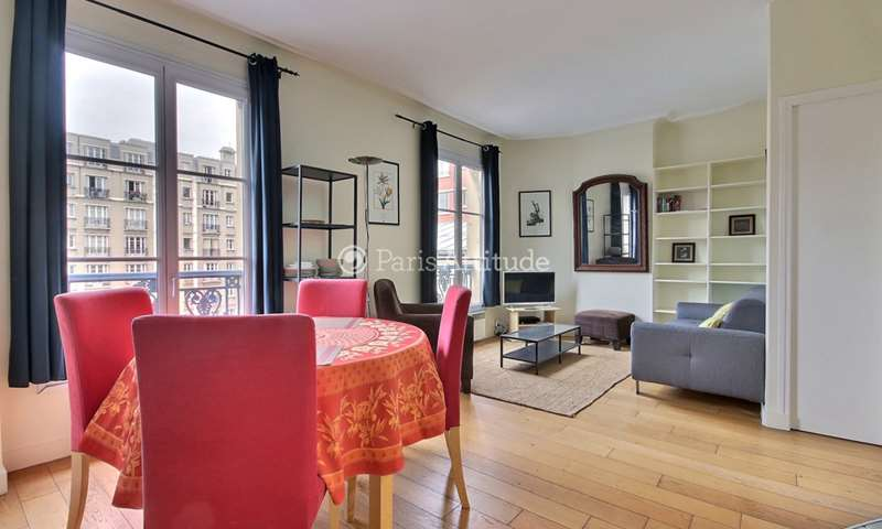 Rent Apartment 1 Bedroom 42m² rue Linne, 5 Paris