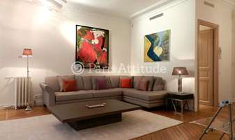 Location Appartement 3 Chambres 130m² rue Raynouard, 16 Paris