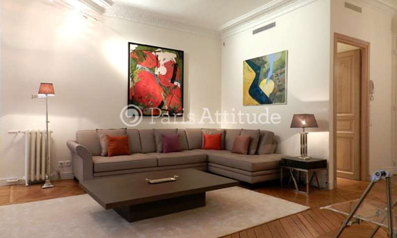 Rent Apartment 3 Bedroom 130m² rue Raynouard, 75016 Paris