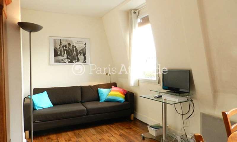Location Appartement 1 Chambre 34m² rue Rollin, 5 Paris