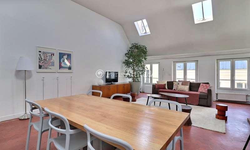 Location Duplex 2 Chambres 80m² rue du Nil, 75002 Paris