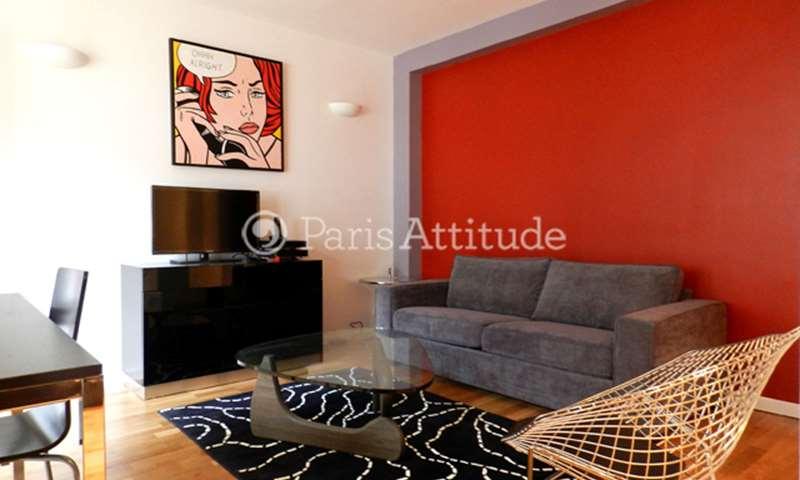 Rent Apartment 1 Bedroom 43m² rue Jean Ferrandi, 75006 Paris