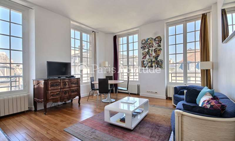 Location Appartement 3 Chambres 100m² rue Charlemagne, 75004 Paris