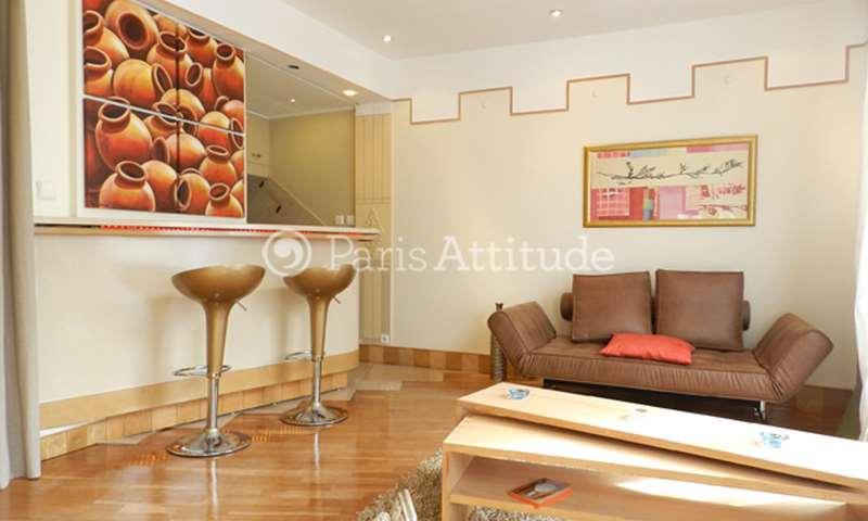 Rent Duplex 1 Bedroom 50m² rue de La Reynie, 75004 Paris