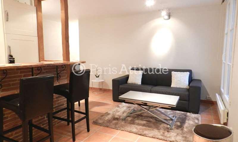 Rent Apartment 1 Bedroom 36m² rue de l Universite, 7 Paris