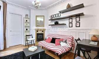 Location Appartement 1 Chambre 30m² avenue de Versailles, 16 Paris