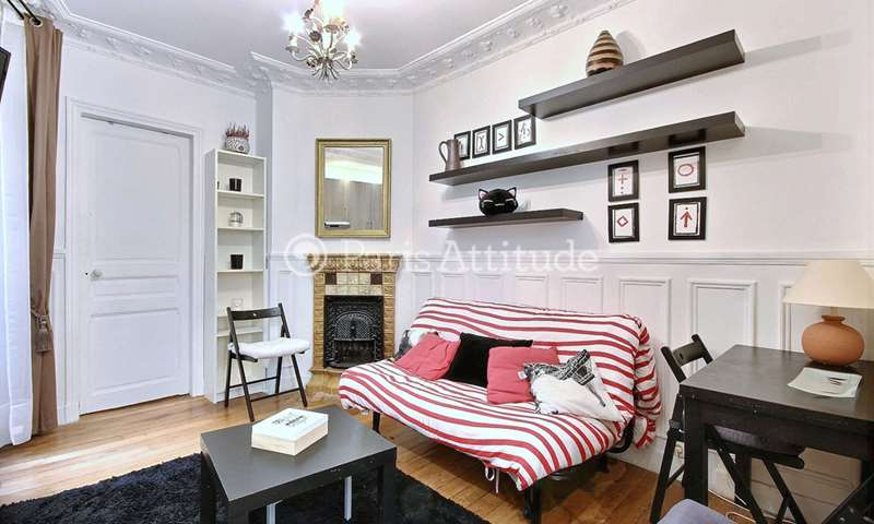 Rent Apartment 1 Bedroom 30m² avenue de Versailles, 75016 Paris