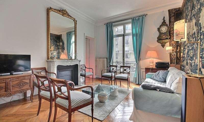 Location Appartement 2 Chambres 79m² boulevard emile Augier, 75016 Paris