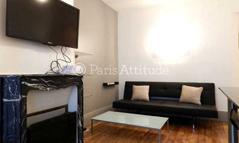Rent Apartment 1 Bedroom 30m² rue Baudelique, 75018 Paris