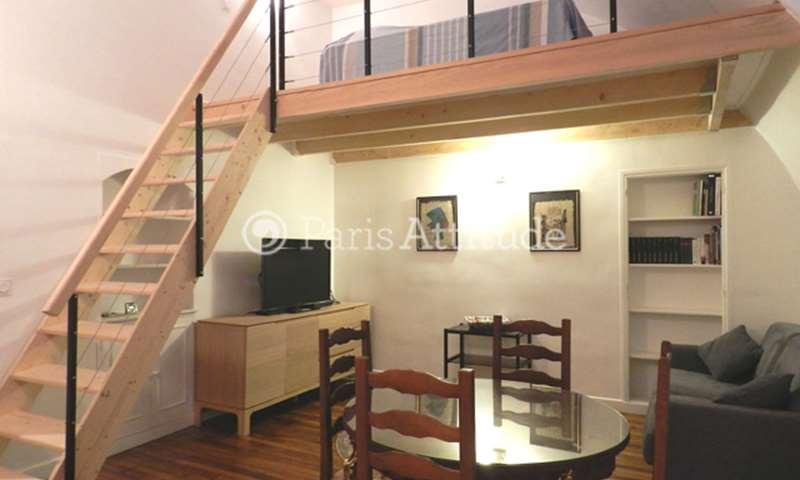 Aluguel Apartamento Quitinete 28m² rue de Chabrol, 10 Paris