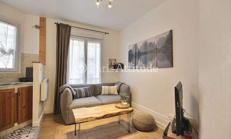 Rent Apartment 1 Bedroom 24m² rue Crozatier, 75012 Paris