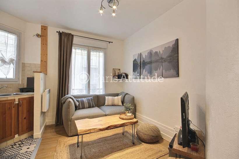 Louer Appartement meublé 1 Chambre 24m² rue Crozatier, 75012 Paris