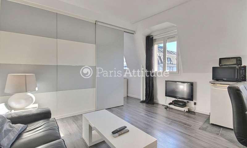 Rent Apartment 1 Bedroom 35m² passage Louis Philippe, 11 Paris
