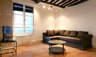 Rent Apartment 2 Bedrooms 68m² rue Courtalon, 1 Paris