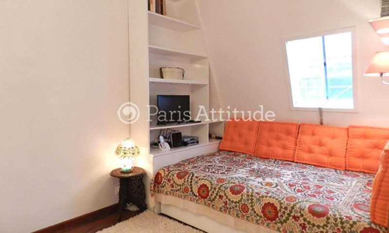Rent Apartment Studio 18m² rue Dauphine, 75006 Paris
