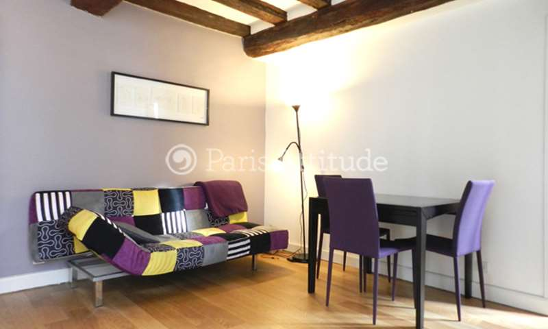 Rent Apartment 1 Bedroom 27m² rue des Gobelins, 75013 Paris