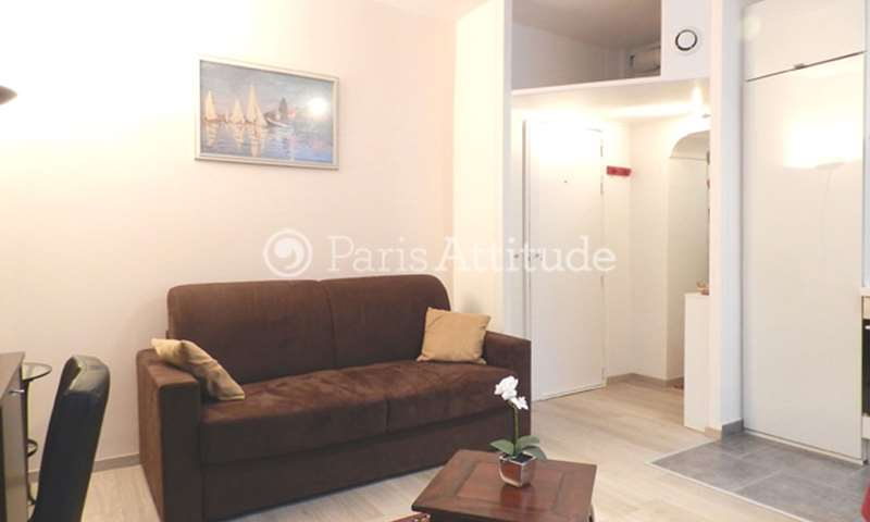 Rent Apartment 1 Bedroom 33m² rue Daval, 11 Paris