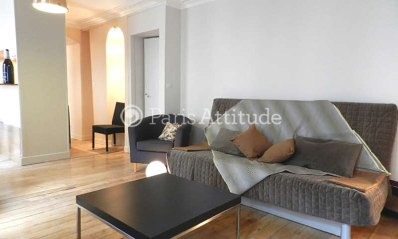 Rent Apartment 1 Bedroom 43m² rue de Paradis, 75010 Paris