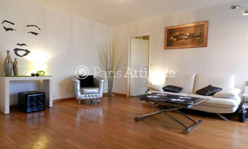 Rent Apartment 1 Bedroom 55m² rue Marius Aufan, 92300 Levallois Perret
