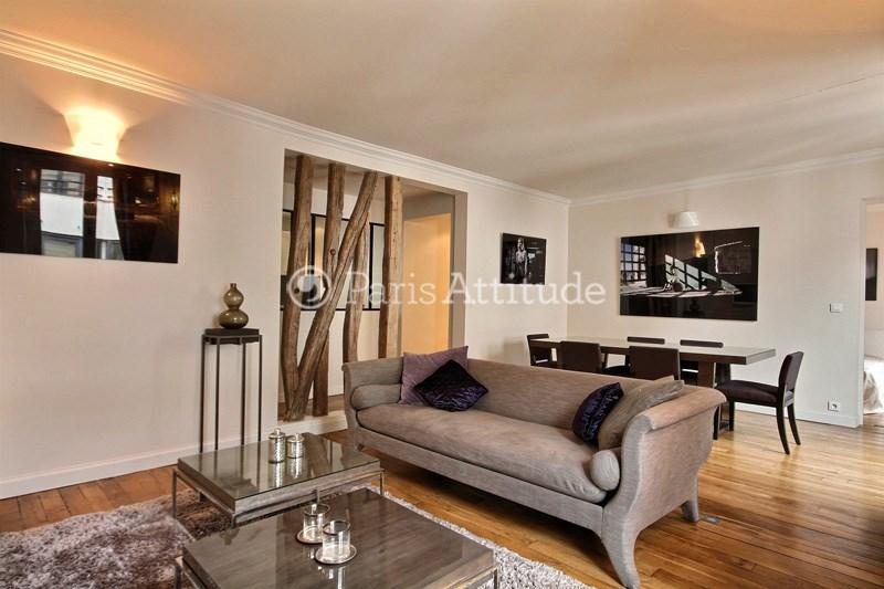 Rent Apartment 2 Bedroom 73m² rue Greuze, 75016 Paris