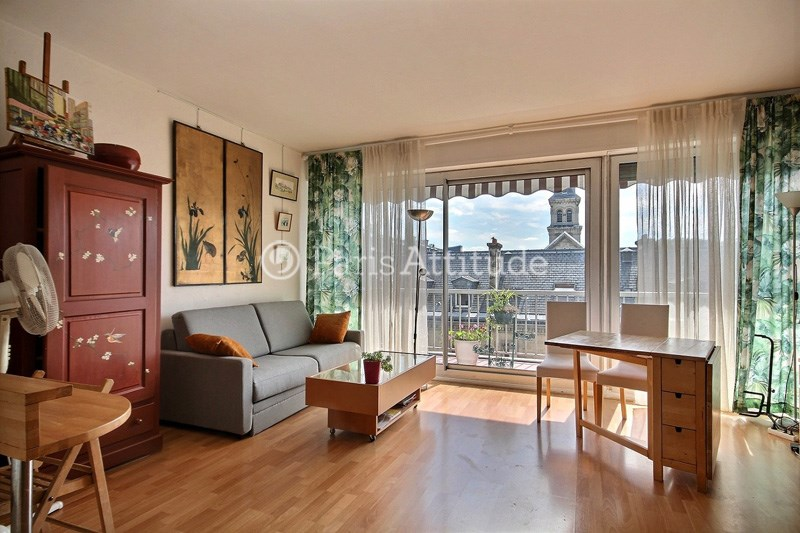 Location Appartement Studio 38m² rue Pelleport, 75020 Paris