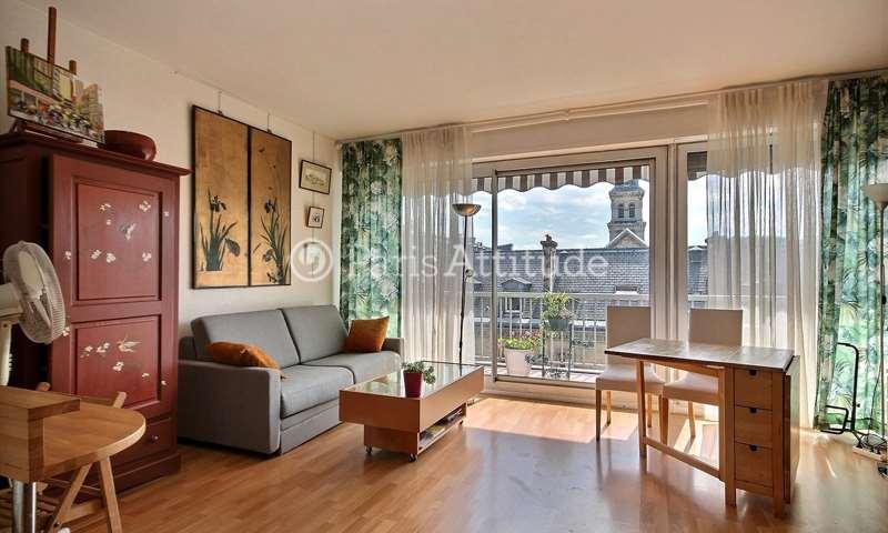 Aluguel Apartamento Quitinete 38m² rue Pelleport, 20 Paris
