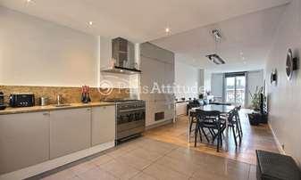 Rent Apartment 1 Bedroom 60m² rue Pernelle, 4 Paris