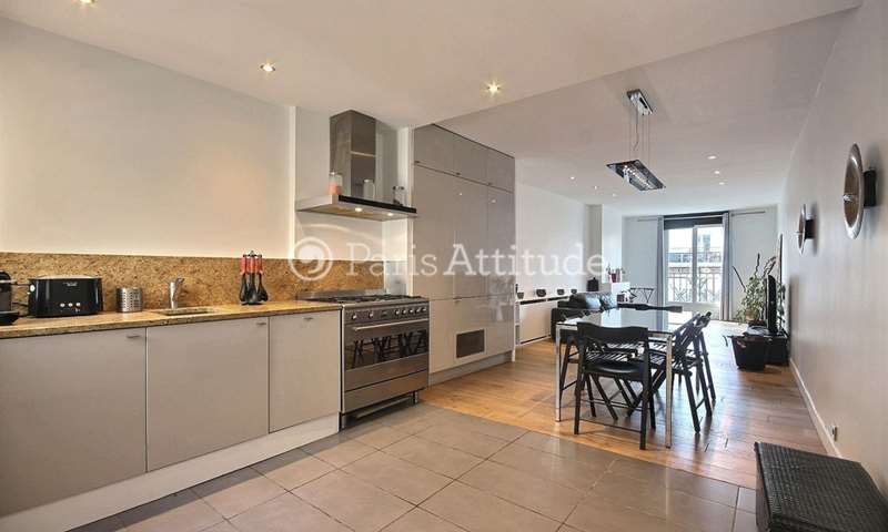 Rent Apartment 1 Bedroom 60m² rue Pernelle, 75004 Paris