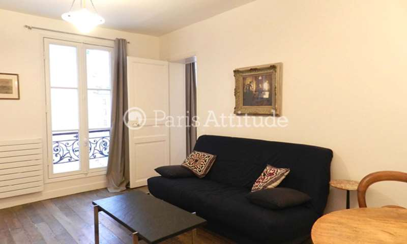 Rent Apartment 1 Bedroom 50m² rue du Temple, 75003 Paris