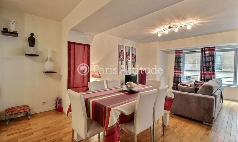 Rent Apartment 1 Bedroom 52m² rue Portefoin, 75003 Paris