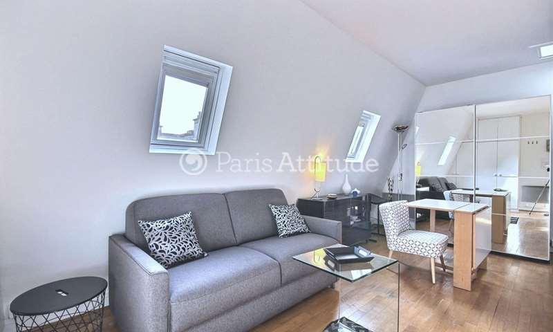 Rent Apartment Studio 20m² rue La Fayette, 10 Paris