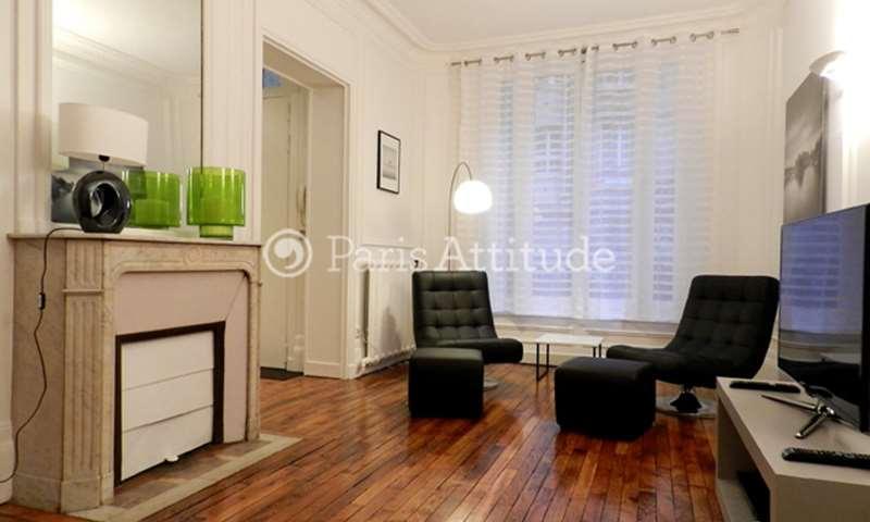 Rent Apartment Studio 34m² rue Angélique Vérien, 92200 Neuilly sur Seine
