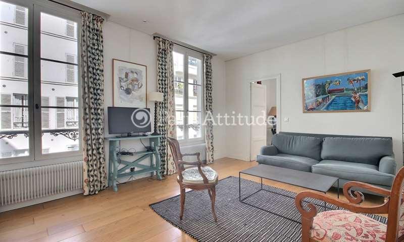 Aluguel Apartamento 1 quarto 50m² rue de Bourgogne, 7 Paris