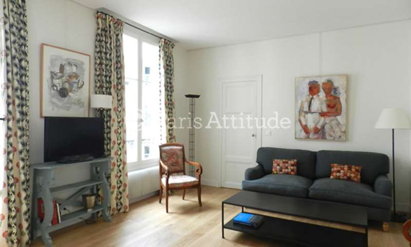 Rent Apartment 1 Bedroom 50m² rue de Bourgogne, 7 Paris