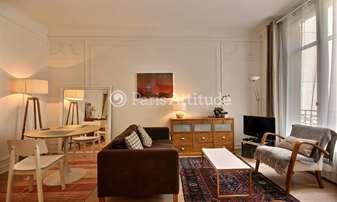 Rent Apartment 1 Bedroom 38m² rue Chauchat, 9 Paris