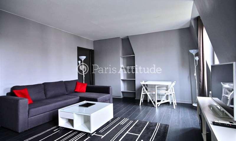 Location Appartement Studio 30m² Place du General Gouraud, 92200 Neuilly sur Seine