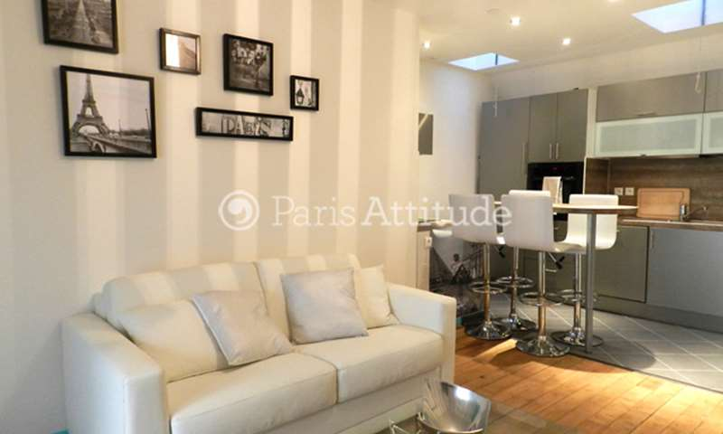 Rent Apartment 1 Bedroom 40m² rue de la Verrerie, 4 Paris