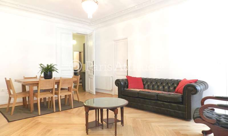 Rent Apartment 2 Bedrooms 60m² rue de Palestro, 2 Paris